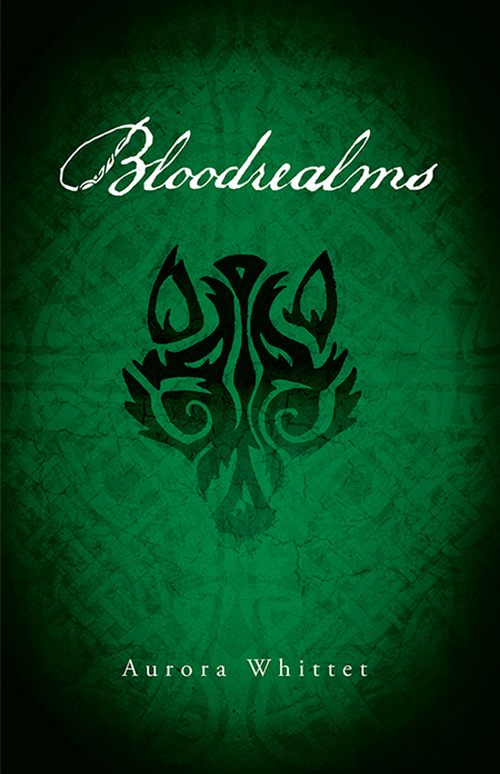 Bloodmark Saga book 2 Bloodrealms by Aurora Whittet