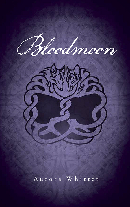 Bloodmoon, the third and final book in the Bloodmark Saga by Aurora Whittet.
